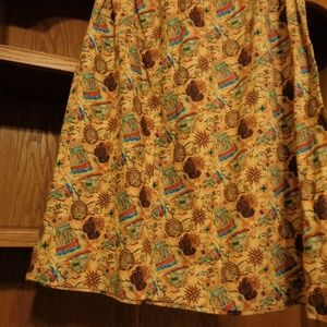 Dresses & Skirts - Pirate skirt handmade
